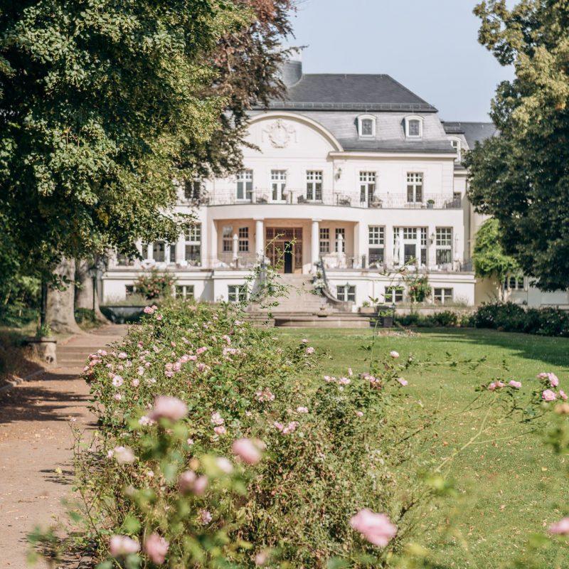 Instagram Schloss Teutschenthal